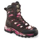 Irish Setter Ladyhawk #1845 Pink Camo Boot
