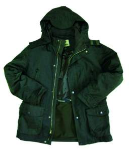 Irish Setter Litchfield Waxed Cotton Jacket
