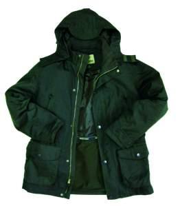 Irish Setter Litchfield Waxed Cotton Jacket