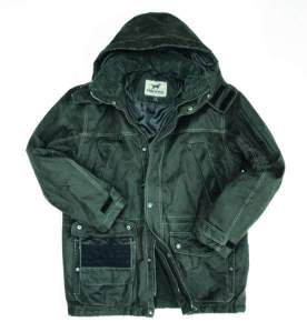 Irish Setter Woodhaven Sueded Cotton Jacket
