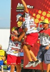 Broussards celebrate victory at Redfish Cup Championship 2009