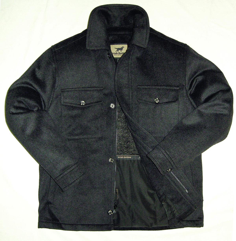 Irish Setter Watkins Wool Coat with Sherpa Lining | Fireflypublicity's ... Irish Setter Upland Boots