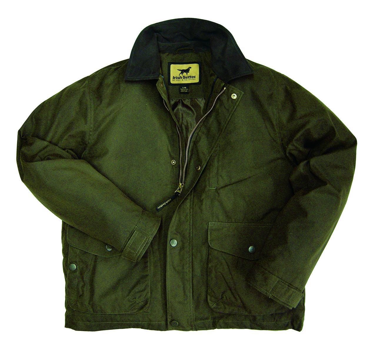 Irish Setter Waxed Cotton Hunting Jackets