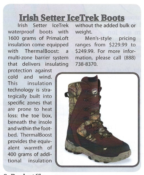 arrow trade icetrek 0319